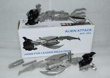 New Alien Attack APX-02 ARMS Primary For Transformers Leader Megatron In Stock