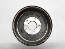 For 2007-2012 Ford Escape Brake Drum Rear CTEK Replace AC Delco 26942CD