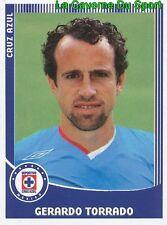 088 GERARDO TORRADO MEXICO CRUZ AZUL FC.SEVILLA PRIMERA DIV APERTURA 2010 PANINI
