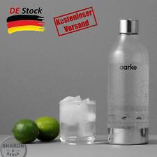 Aarke Carbonator Ii Wassersprudler Pet Flasche, Edelstahl-Elemente, Fr Soda Spru