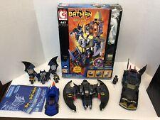 Batman DC C3 Construction Bulk Lot Lego Type Pieces