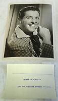 1950s NBC Press Photo ~ BOB CUMMINGS Show