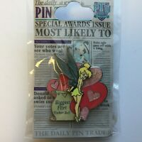 WDW - Pin Trading University - Biggest Flirt - Tinker Bell LE Disney Pin 61861