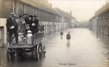 Ashford Flood. Bridge Street. Horse & Cart.