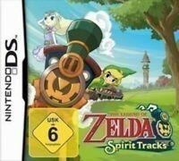 Nintendo DS Spiel - The Legend of Zelda: Spirit Tracks DE/EN mit OVP