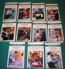 Harlequin Romance Set of 11 books