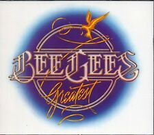 BEE GEES - Greatest Hits - 2 X CD Early Fatbox Edition - Reissue of 1979 2LP Set