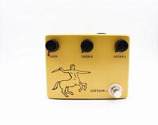 CLONE  Klon Centaur GOLD PROFESSIONAL OVERDRIVE True BYPASS Special offer