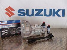 Schaltgetriebe Suzuki Jimny 1,3 86PS R72 verstärkt generalüberholt mit Einbaukit