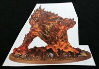 Fyreslayers Magmic Invocation Molten Infernoth Warhammer Age of Sigmar Endless