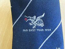 Cuarenta Club Xl Lejano Oriente Tour 1994 Cricket Club tie-Ver Fotos