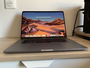 "Apple MacBook Pro 16"" ( i7 2,6 GHz, 512 SSD, 16 G RAM, Radeon 5300M, SpaceGrey)"