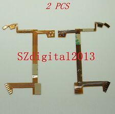 2PCS/ NEW For Tokina 12-24mm 12-24 mm Lens Aperture Flex Cable (For CANON)