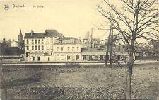 Belgien, Dixmude, De Statie, Feldpost 1916