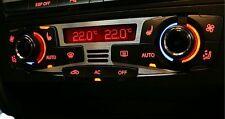 Audi A5 S5 RS5 Alu Zierblende klimaanlage Quattro S-line exclusive line 8T 8F