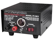 Pyramid PS9KX 5 Amp Constant Regulated AC/DC Power Supply Cigarette Lighter Plug