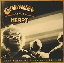 "RALPH SAMANTHA & MEDICINE MEN ""CARNIVAL OF HEART"" - CD"
