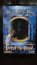 LORD OF THE RINGS LORD OF THE NAZGUL MINAS MORGUL  7 INCH action figure