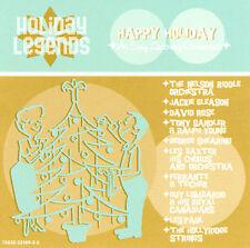 HAPPY HOLIDAY LEGENDS CD: Nelson Riddle, Jackie Gleason,Lex Baxter, Guy Lombardo