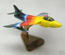 Hawker Hunter F-58 Black Arrows Airplane Wood Model Free Shipping Regular