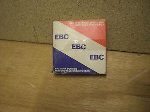 EBC BRAKE SHOES K714 KAWASAKI KX 80 E1 FRONT