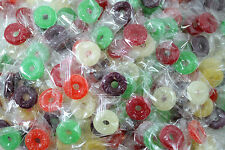 1 x  KG OF LIFESAVERS 5 FLAVOURS HARD CANDY BUY IN BULK AND SAVE!
