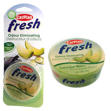 Carplan Gel Pot Car Home Air Freshener Freshner Scent - CUCUMBER & MELON