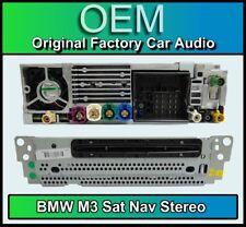 BMW M3 SAT NAV ESTÉREO, BMW F80 radio reproductor de CD, navegación por satélite, radio DAB