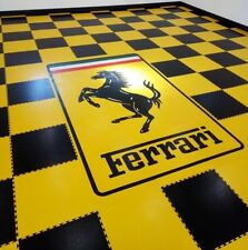 UK MADE PVC Interlocking Garage Floor Tiles-Garantie 10 ans garage style Ltd