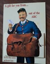 RARE LIMITED EDITION POSTCARD A GIFT FOR YOU OUT OF THE ARC POST OFFICE ARCHIVES