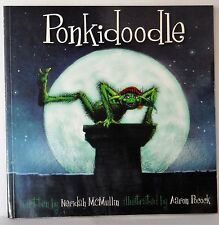 Ponkidoodle PB by Neridah McMullin signed PB for children help frightened sleep