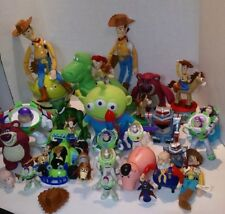 RARE Toy Story Stinky Pete Zerg Woody Buzz Rex Jessie Lotso Alien Bundle Lot