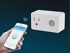 Broadlink WiFi Smart Home Remote Controlled Smart Plug Socket Switch Timer US