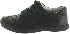 Alegria Leather Lace-up Shoes Essence Floral Notes 36-6-6.5US # A290625