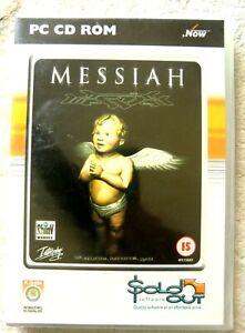77458 - Messiah [NEW / SEALED] - PC (2003) Windows XP