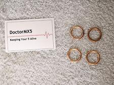 Boîte & différentiel égoutter fermeture Rondelles X4-MX5 Mk1 Eunos Miata 1989-1998