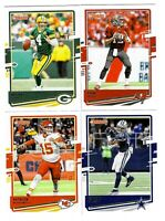 2020 Donruss Football Base Veterans & Stars #1-250 Complete Your Set - You Pick!