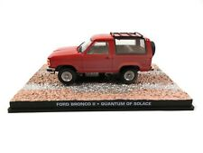 Ford Bronco II James Bond 007 Quantum of Solace - 1:43 Voiture Model Car DY062