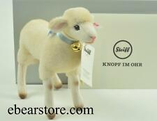 Steiff Lena Lamb 021985 LE 1000 pieces # 191 Wool Plush 8.3 inches ( 21cm)