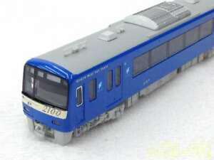 Kato N Scale 10-1310 Keikyu 2100 Type Blue Skytrain 8 Cars From Japan F/S