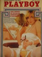 Playboy April 1975 | Valerie Perrine Victoria Cunningham     #1178+