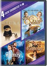 4 FILM FAVORITES: FAMILY FANTASY COLLECTION (4PC) - DVD - Region 1
