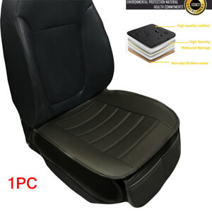 Black High-grade PU Leather Car Seat Cover Comfortable Soft Waterproof Material
