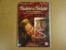 DVD / PAULINE & PAULETTE ( DORA VAN DER GROEN, ANN PETERSEN )