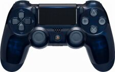 PS4 Controller Dualshock 4 500 Million Limited Edition Translucent Blue