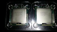 Matching Pair Intel Xeon X5690 SLBVX 3.46GHZ 12MB 6.4GT/s LGA 1366 6-Core CPU