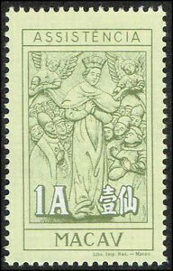 Scott # RA16 - 1961 - ' Symbol of Charity '