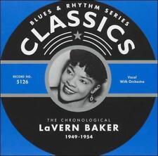 LA VERN BAKER 1949-54 CLASSICS CD NEW SEALED LONG OUT OF PRINT