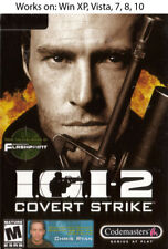 I.G.I. 2 Covert Strike PC Video Game