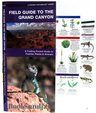 Field Guide to the Grand Canyon Folding Pocket Guide to Familiar Plants & Animal